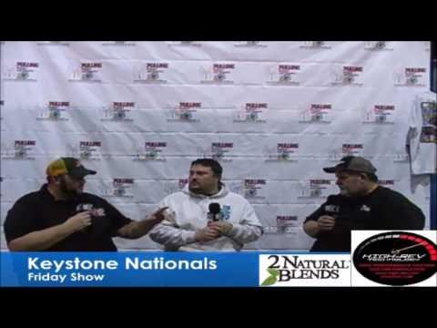 Keystone Nationals Saturday Finals Show
