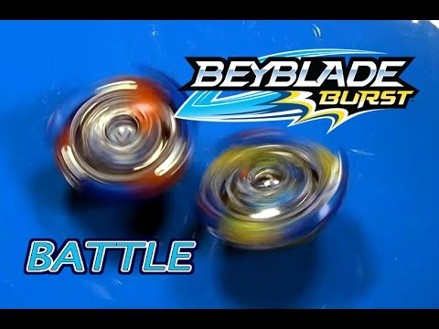 Beyblade Burst By Hasbro Battle Series Vs Takara Tomy