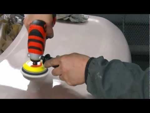 Shinano Si 410e Cordless Polisher Youtube