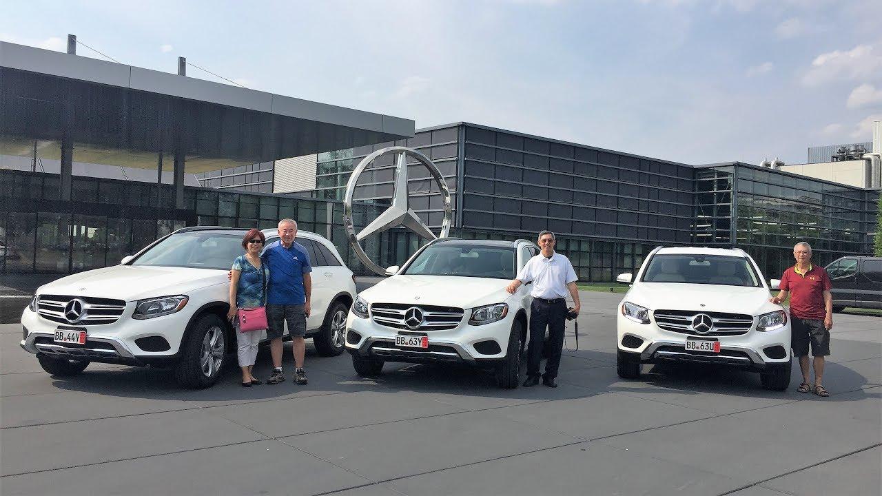 Volkswagen European Delivery >> Mercedes European Delivery Youtube