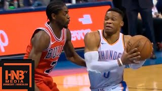 Oklahoma City Thunder vs Chicago Bulls 1st Qtr Highlights | 12.17.2018, NBA Season