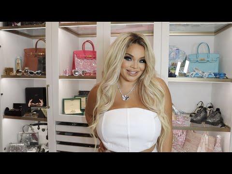 Trisha Paytas Closet Tour 2021
