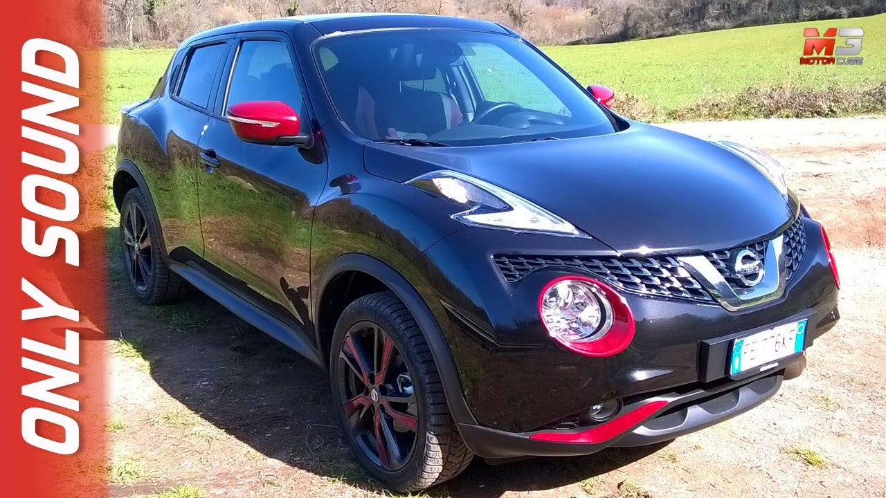 New Nissan Juke Pure Drive 2017 First Test Only Sound