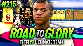 FIFA 19 ROAD TO GLORY #215 - LEAGUE SBC GRIND!!