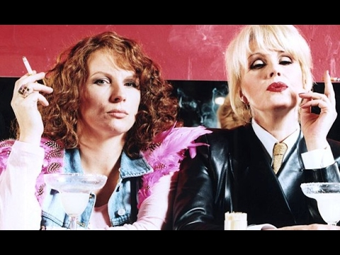 Absolutely Fabulous Season 6 Episode 2 Job English