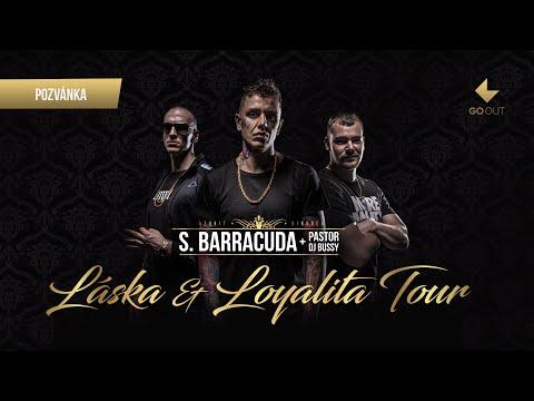 Pozvánka na PE3: Láska & Loylita Tour 2018