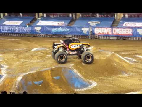 Monster Jam 2017 Freedom Hall