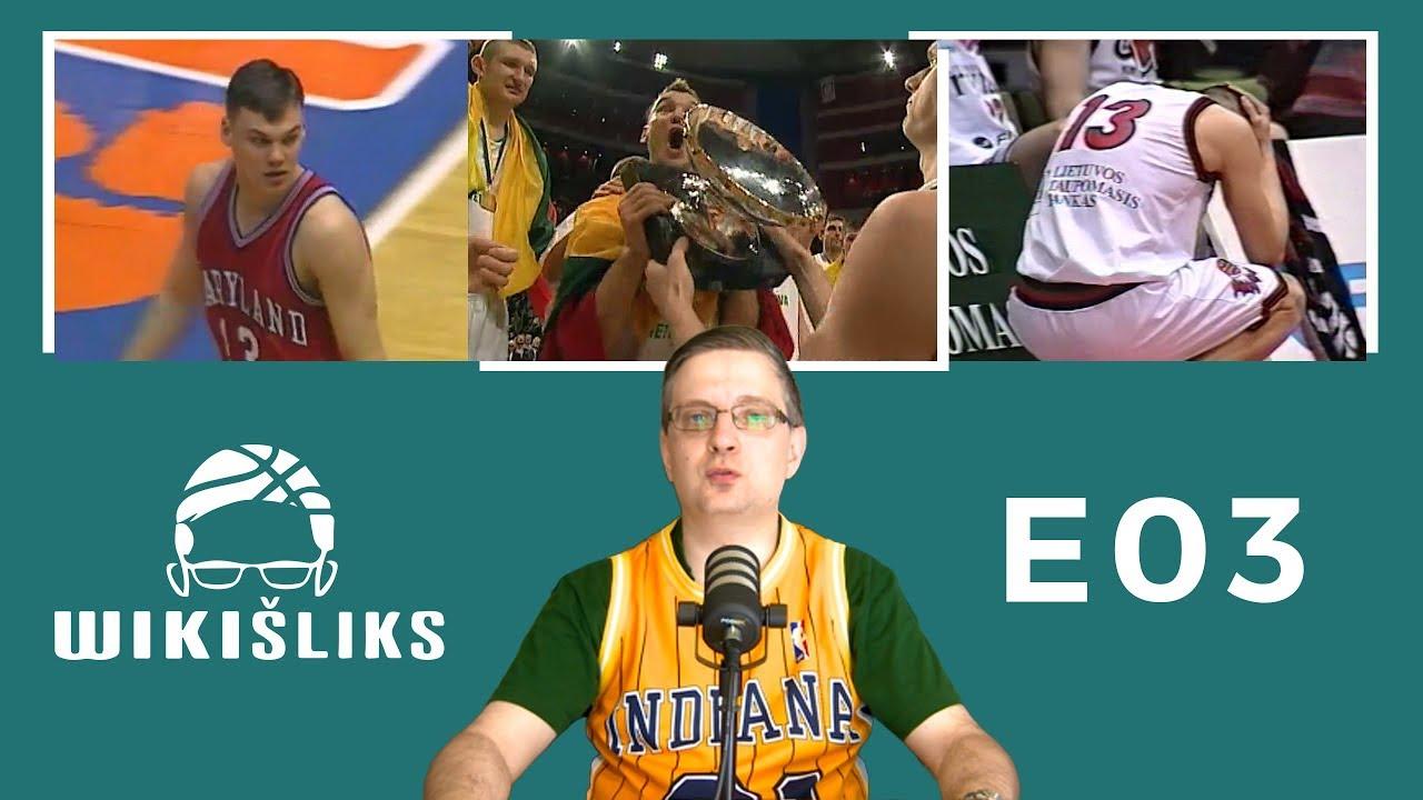 WikiŠliks E03: istorinės Šaro karjeros akimirkos