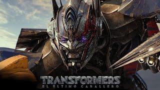 Transformers: El Último Caballero | Tráiler Internacional | Paramount Pictures México | Doblado