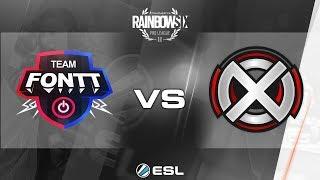 Rainbow Six Pro League - Season 3 - LATAM - Team Fontt vs. NoX Gaming - Week 3