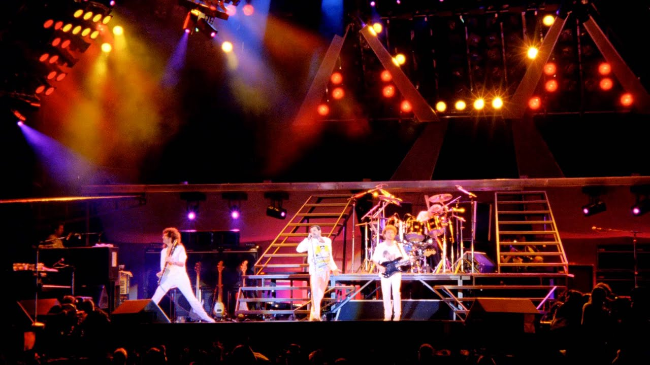 Queen: Hungarian Rhapsody - Live In Budapest 1986 (Full HD ...
