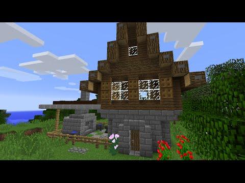 Дома для Minecraft //// скачать