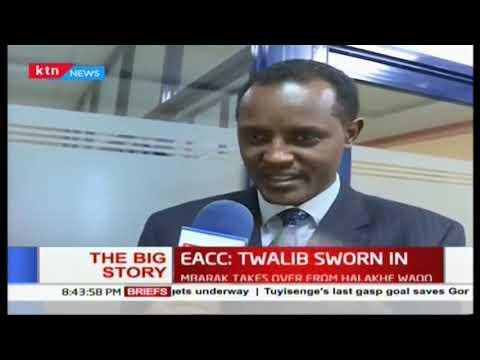 The Big Story: Twalib Mbarak takes over from Halakhe Waqo