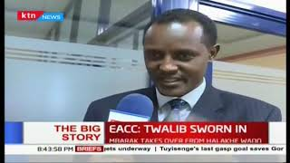 The Big Story: Twalib Mbarak takes over from Halakhe Waqo