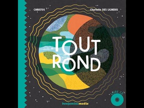 Tout Rond, livre CD benjamins media : le teaser en français.