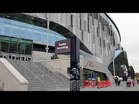 Spurs New Stadium - White Hart Lane - 21st March 2019