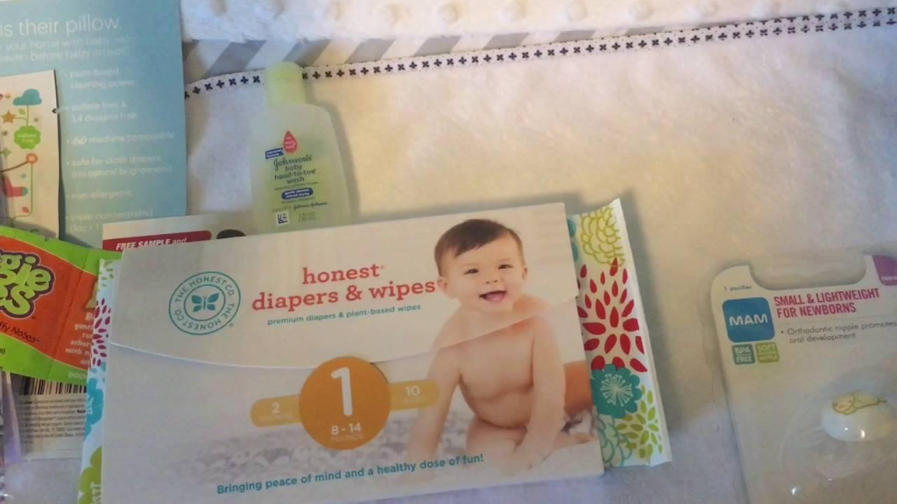 Target Baby Registry Welcome Kit-June 2016 ...