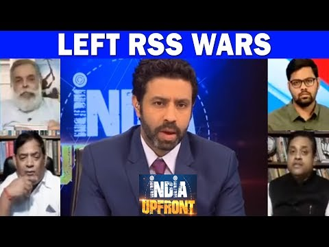 Left Spews Venom Against RSS In Kerala, Who Is Allowing This?