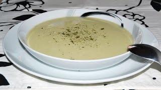 Cream Of Zucchini Soup - Quick & Easy Creamy Zucchini Soup Recipe