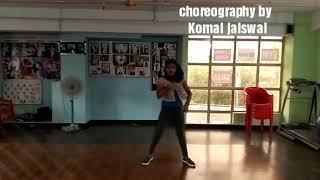 Hulara /Bollywood Zumba/ fitness dance workout /choreography by Komal jaiswal