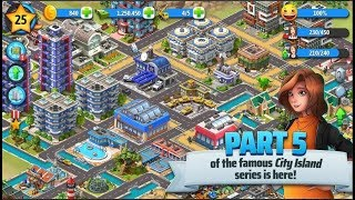 City Island 5 - Tycoon Building Simulation Offline Android Gameplay