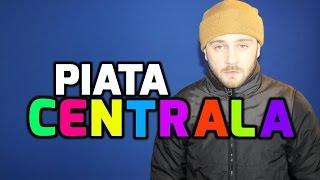 Iliușa despre Piața Centrală #Chișinău
