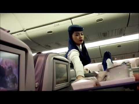 Saudi Airlines | SV 708 | Riyadh to Karachi