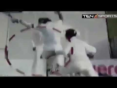 Most dangerous Fight in Cricket HISTORY 🤕🤕🤕 |