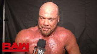 "Kurt Angle returns to the city of ""Milk-O-Mania"": Raw Exclusive, Dec. 17, 2018"