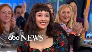 Constance Wu dishes on 'Crazy Rich Asians'