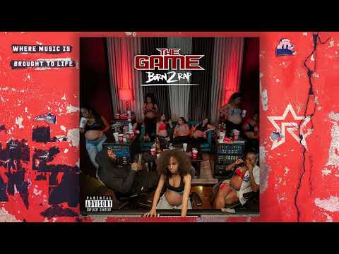 The Game - Stainless Ft. Anderson .Paak (Born 2 Rap)