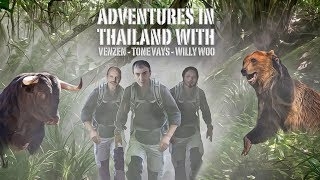 Trading Bitcoin w/ Willy Woo & Venzen - Back in Thailand