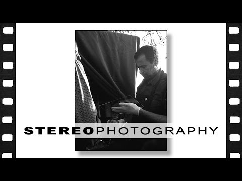 Stereo Photgraphy #3 - Collodion & Photographic plate