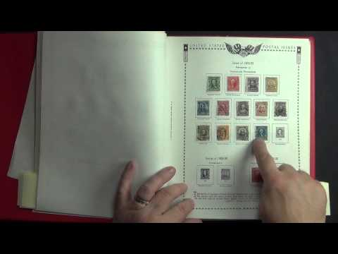 United States Stamps: 1851-1974 Highly useful and valuable stamp collection