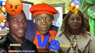 Questions réponses Zalle yb VS ouzin keita et sofia (affaire faux prophète à kolda )