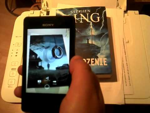 Stephen King / Przebudzenie - an interactive cover