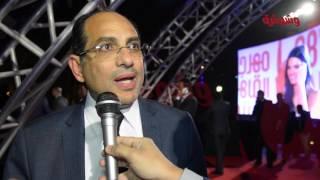 بالفيديو.. رئيس الرقابة: لا دخل لنا بأفلام المهرجانات.. وهذه حقيقة مشاكل' مولانا.. وجواب اعتقال'