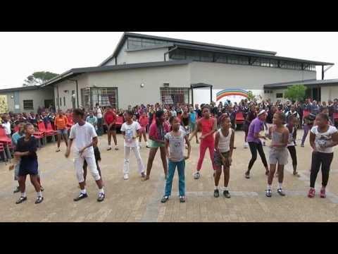Dansproject Klapmuts 2013: Graad 5 - Waka waka