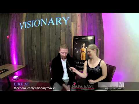 """Actor, Owen Burke [The Town, The Equalizer] - """"Visionary"""" Napa East Autism Fundraiser"""