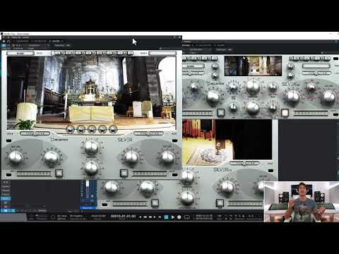 SILVER | Acustica Audio – The ultimate reverb experience