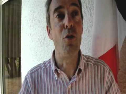 Interview de Jean-François Clervoy, astronaute