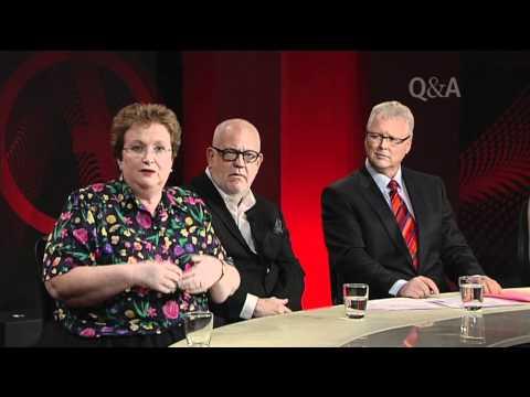 Amanda Vanstone talks gay marriage on Q&A