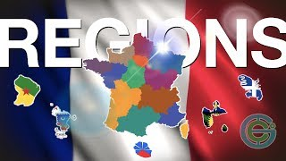 REGIONS of FRANCE (Geography Now!)