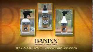 Banixx Commercial - 30 seconds