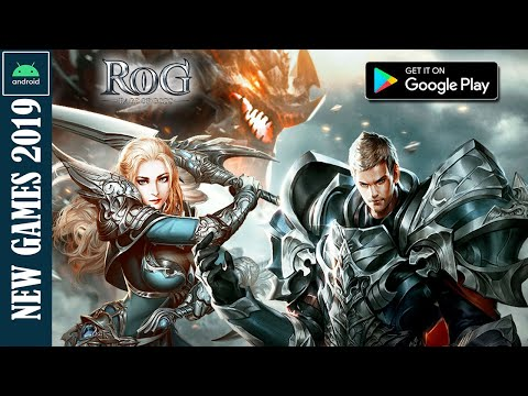 ROG-Rage of Gods Gameplay - New Android Games December 2019 - 동영상