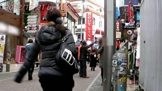 Japan Trip 2012 Tokyo Harajuku Takeshita-street (3) Lolita-fashion AMO
