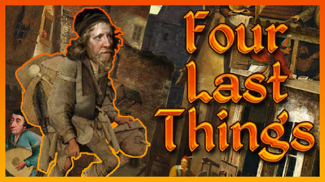 Image result for Four Last Things game