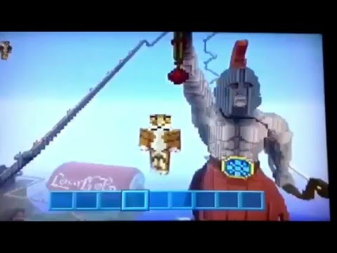 Minecraft (AQUA--ZOMBIE'S) Epic World