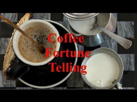 Coffee Fortune Telling Reading Symbols Meaning Signs Online