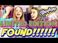 SHOPKINS LIMITED EDITION FIND KIDS REACT FOOD FAIR BLING D LISH DONUT FOUND